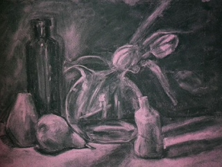 6-Charcoal-Drawing