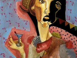 34-Cubism-Painting