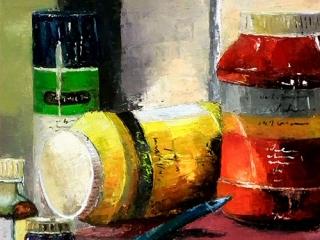 48-Stil-life-Knife-Painting