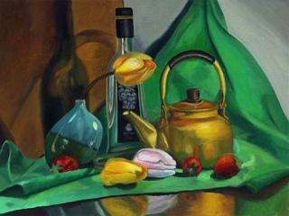 67-Still-Life-Oil-Painting