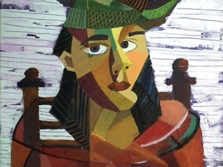 76-Cubism-Painting