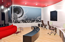 Package II Commercial Interiors In This Interior Designing Course Dubai